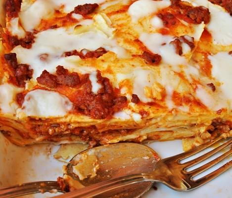 lasagna senza glutine 1 pic