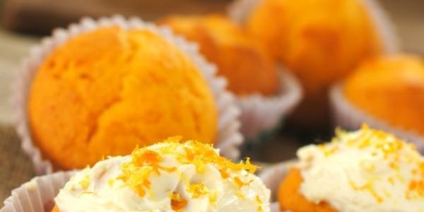 Gluten Free Squash cupcake by Jamie Oliver