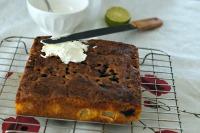torta pere e mirtilli 3