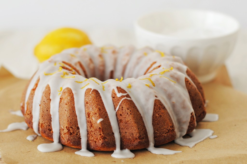Gluten Free lemon and mascarpone cake