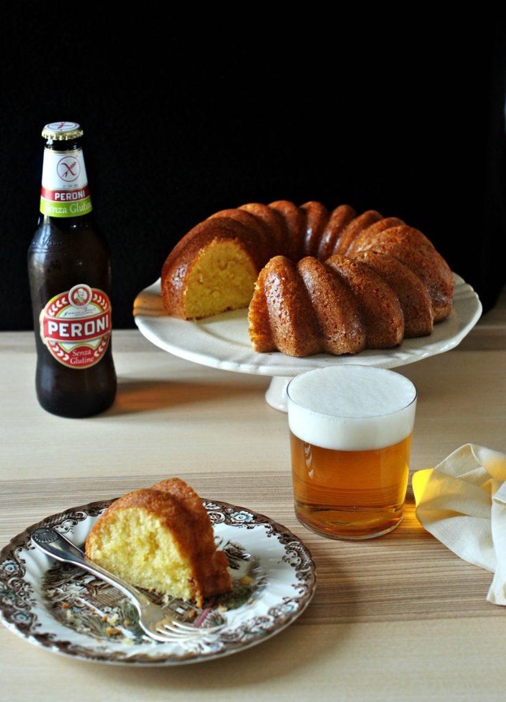 Torta con birra