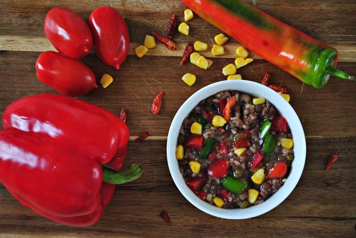 zuppa messicana