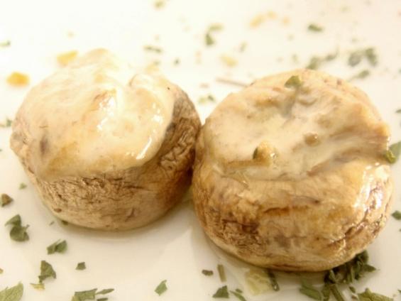 champignon ripieni senza glutine