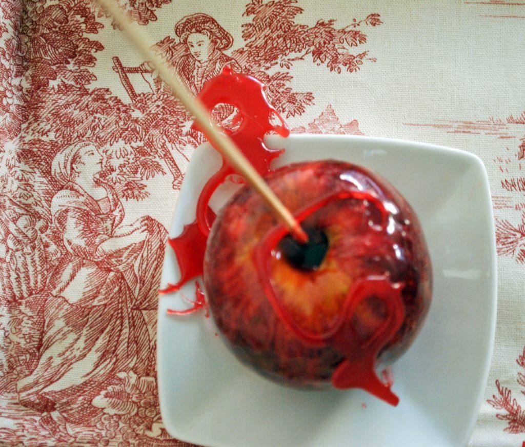 mele caramellate  3