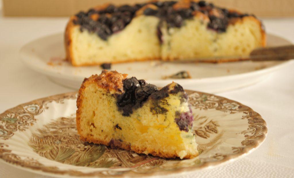 torta di mirtilli 8