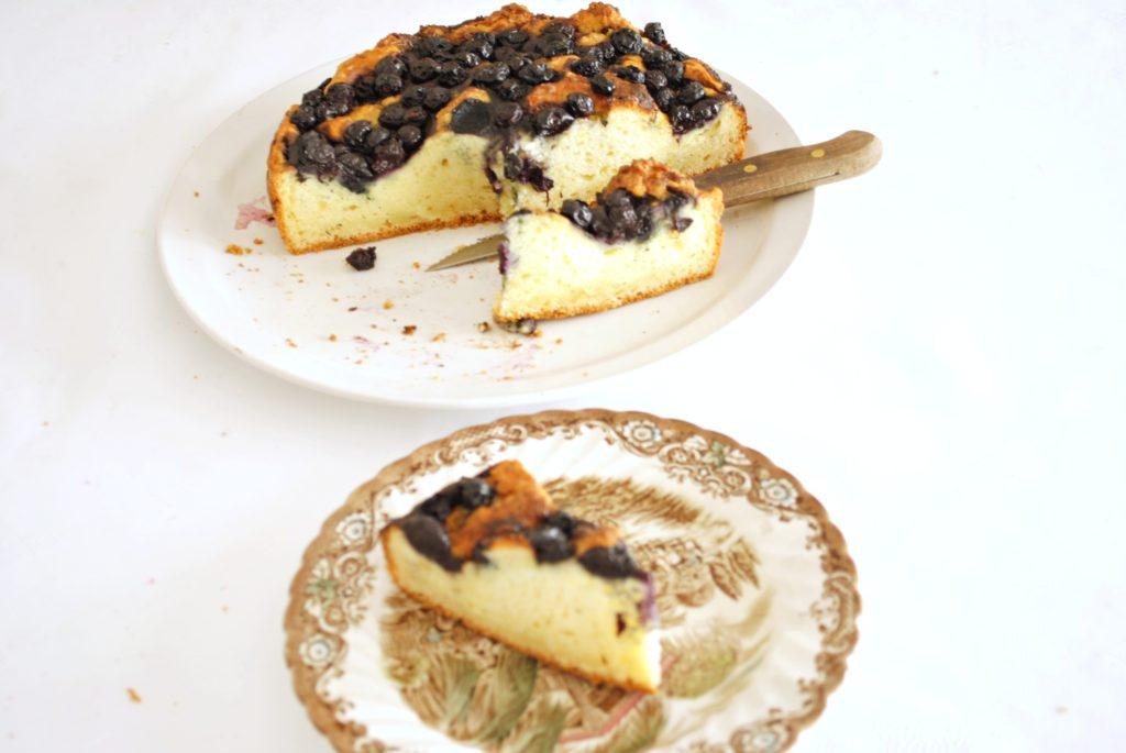 torta di mirtilli 9