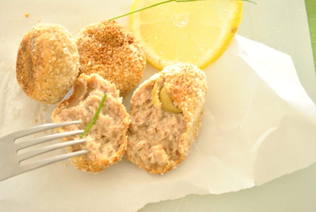 crocchette di tonno senza glutine 1