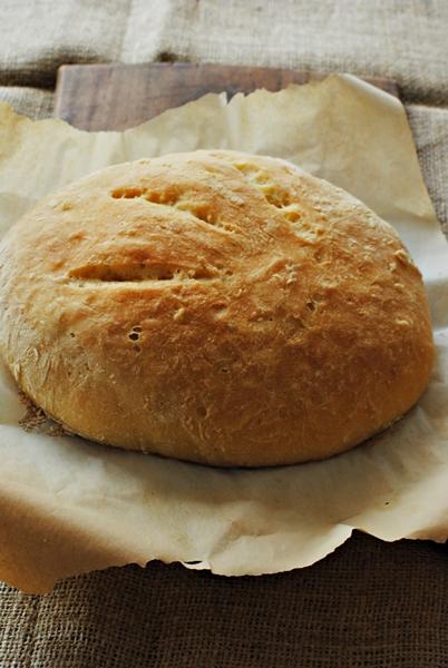 Pane senza glutine con patate