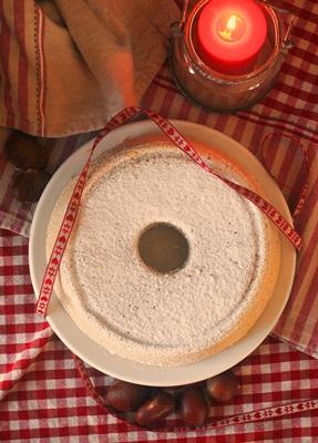 Torta senza glutine alle castagne1
